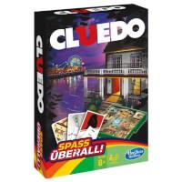 Schachtel Vorderseite - Cluedo - Kompakt