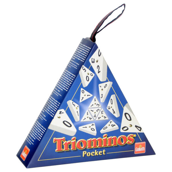 Schachtel Vorderseite- Triominos Pocket