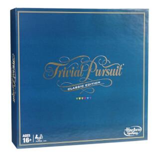 Schachtel Vorderseite- Trivial Pursuit - Classic Edition