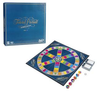 Spielschachtel und Spielmaterial- Trivial Pursuit - Classic Edition