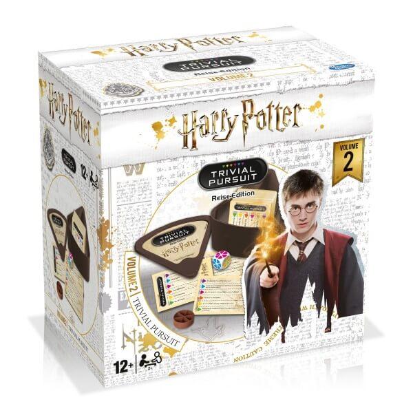- Trivial Pursuit - Harry Potter Volume 2