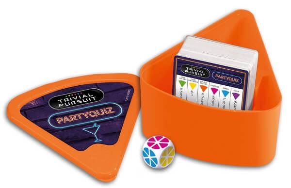 Spielmaterial- Trivial Pursuit - Party Quiz