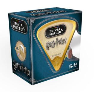Schachtel Vorderseite- Trivial Pursuit - Harry Potter