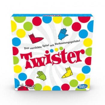 Schachtel Vorderseite- Twister