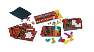 Spielmaterial - Ubongo - Neue Edition