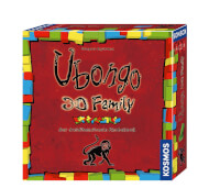 Schachtel Vorderseite - Ubongo - 3-D Family