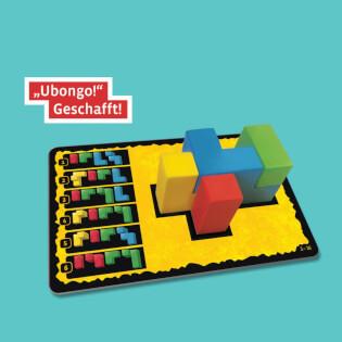 Spielbeschreibung- Ubongo - 3-D Family