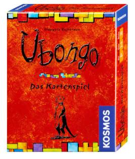 Schachtel Vorderseite- Ubongo - Das Kartenspiel