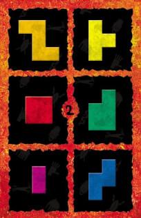 Spielkarte- Ubongo - Das Kartenspiel