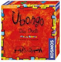 Schachtel Vorderseite - Ubongo - Das Duell