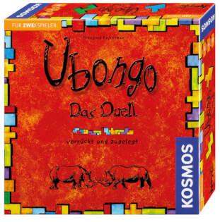 Schachtel Vorderseite- Ubongo - Das Duell