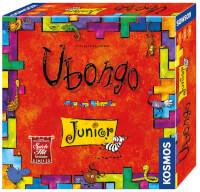 Schachtel Vorderseite - Ubongo - Junior