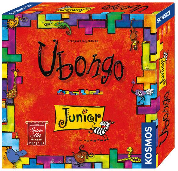 Schachtel Vorderseite- Ubongo - Junior