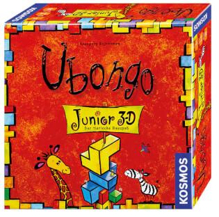 - Ubongo - Junior 3-D