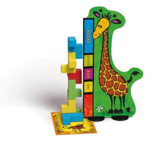 Spielmaterial - Giraffe- Ubongo - Junior 3-D