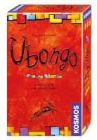 Schachtel Vorderseite, rechte Seite - Ubongo - Mitbringspiel
