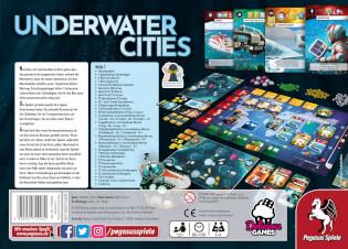 Schachtel Rückseite- Underwater Cities