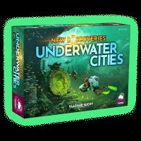 Schachtel Vorderseite - Underwater Cities: Neue Entdeckungen