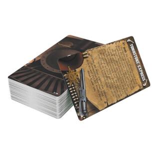 Spielkarten- Unlock! - Tombstone Express