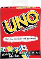 Schachtel Vorderseite - UNO - Das Würfelspiel