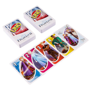 Spielkarten- UNO - Frozen II