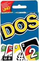 Schachtel Vorderseite - DOS - Das Kartenspiel