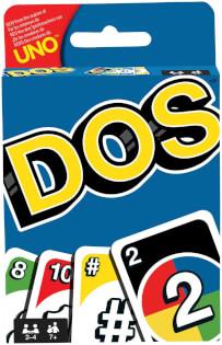 Schachtel Vorderseite- DOS