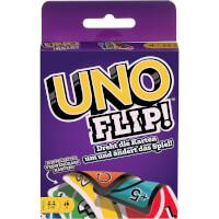 Schachtel Vorderseite - UNO - Flip
