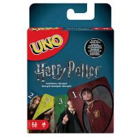 Schachtel Vorderseite - UNO - Harry Potter