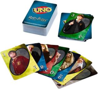 Spielkarten- UNO - Harry Potter