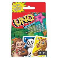 Schachtel Vorderseite - UNO - Junior