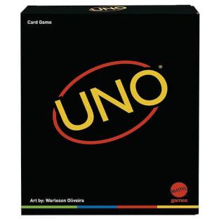 Schachtel Vorderseite- UNO - Minimalista