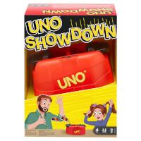 Schachtel Vorderseite - UNO - Showdown