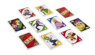 Spielkarten- UNO - Super Mario