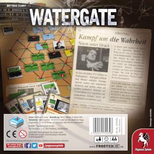 Schachtel Rückseite- Watergate