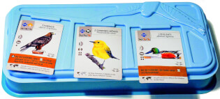 Spielkarten - Kennerspiel des Jahres 2019- Flügelschlag