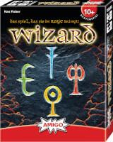 Schachtel Vorderseite - Wizard