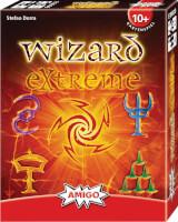 Schachtel Vorderseite, rechte Seite - Wizard Extreme