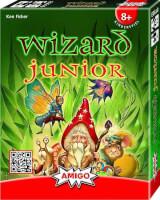 Schachtel Vorderseite - Wizard Junior