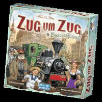 Schachtel Vorderseite - Zug um Zug - Deutschland