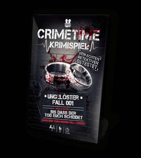 Crimetime - Fall 001 - Bis dass der Tod euch scheidet