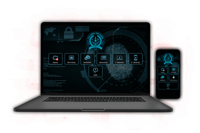 Crimetime - Software