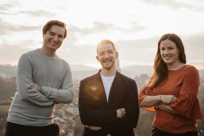 Die Gründer von Ludonix, Adrian Lena und Rainer