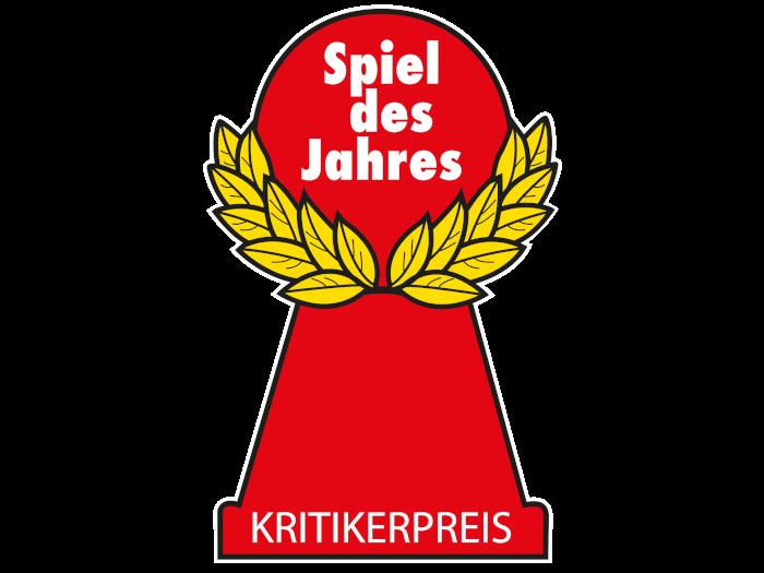Roter Pöppel der Spiel des Jahres-Auszeichnung