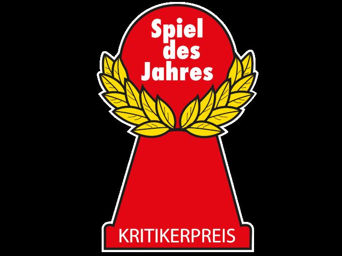 Roter Pöppel der Spiel des Jahres Auszeichnung
