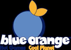 Logo Brettspieleverlag Blue Orange Games