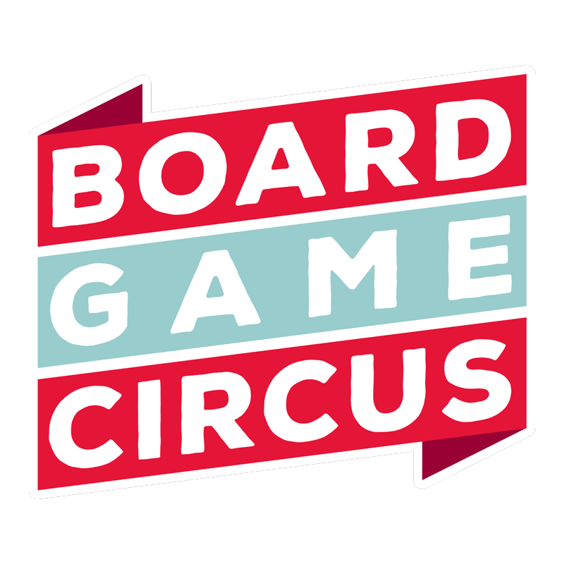 Logo Brettspieleverlag Board Game Circus
