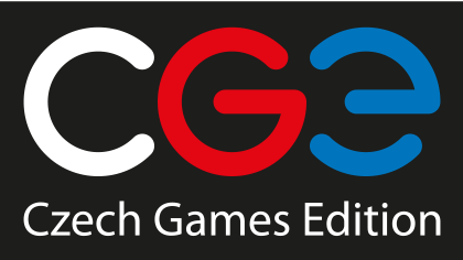 Logo Brettspieleverlag Czech Games Edition