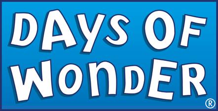 Logo Brettspieleverlag Days of Wonder