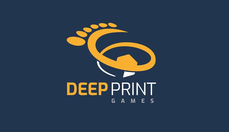Logo Brettspieleverlag Deep Print Games
